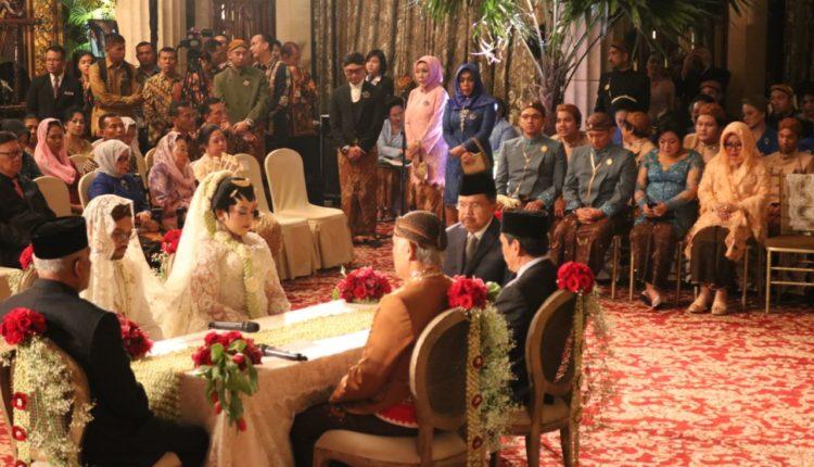 Resepsi Pernikahan Sekar dan Ajie